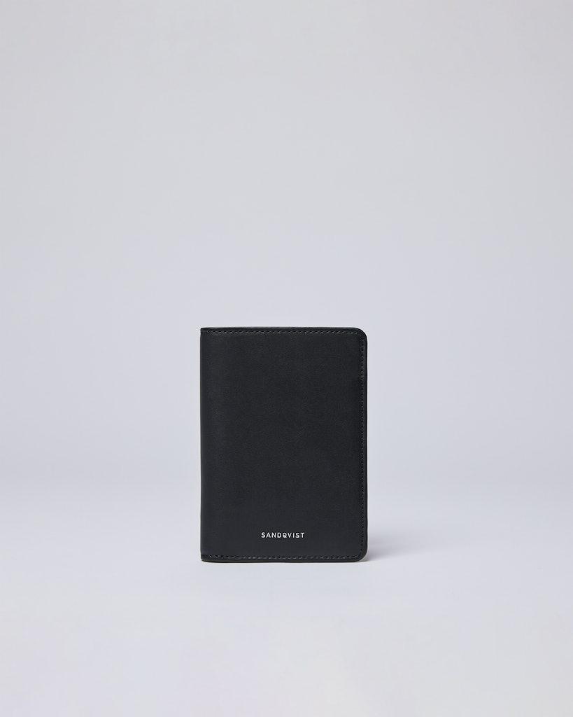 Sandqvist - Passport Sleeve - Black - MALTE