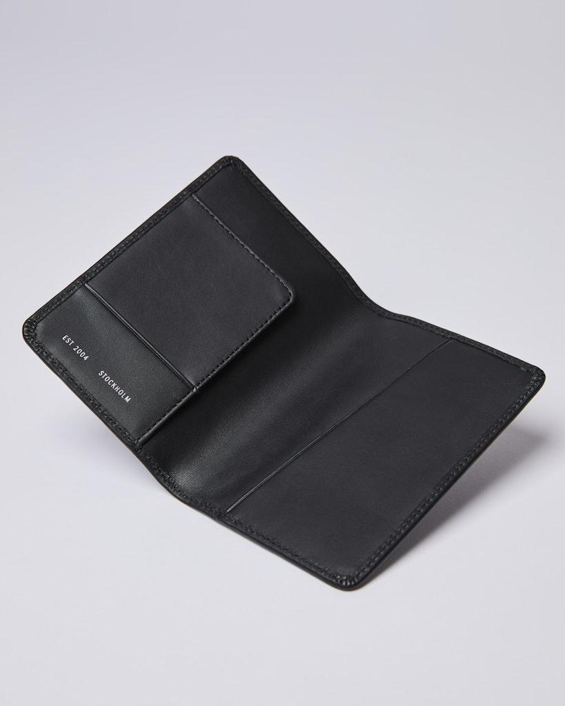 Sandqvist - Passport Sleeve - Black - MALTE 3