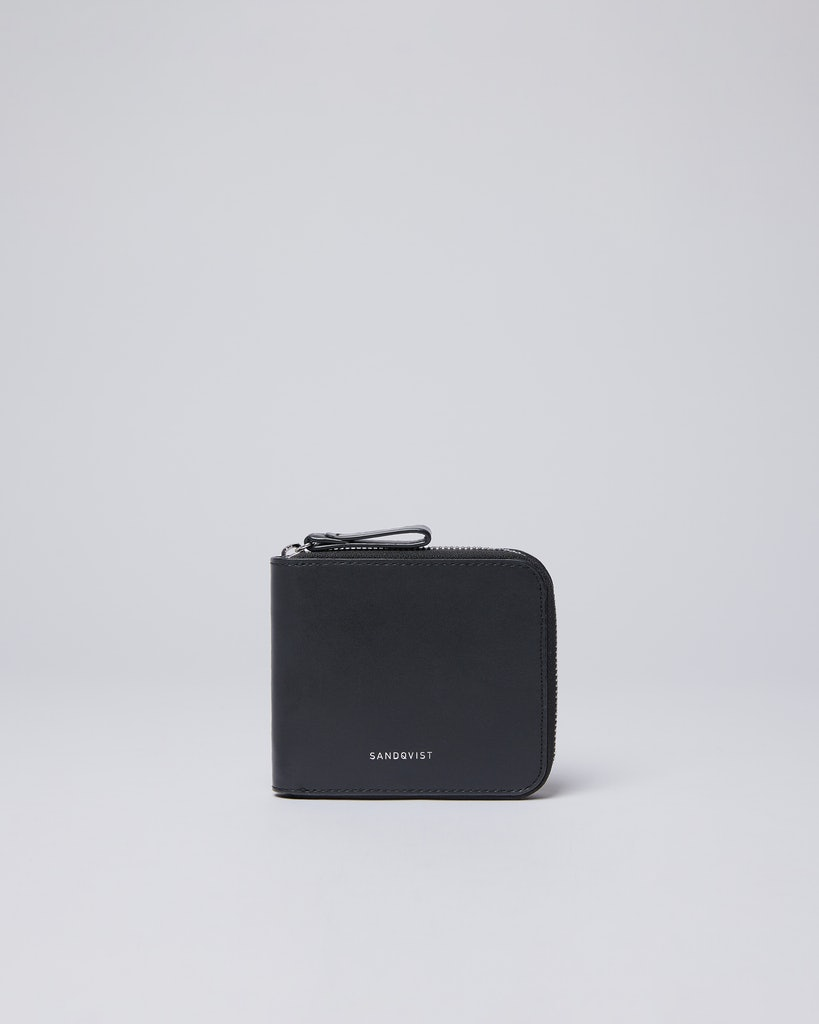 Sandqvist - Wallet - Green Black - TYKO