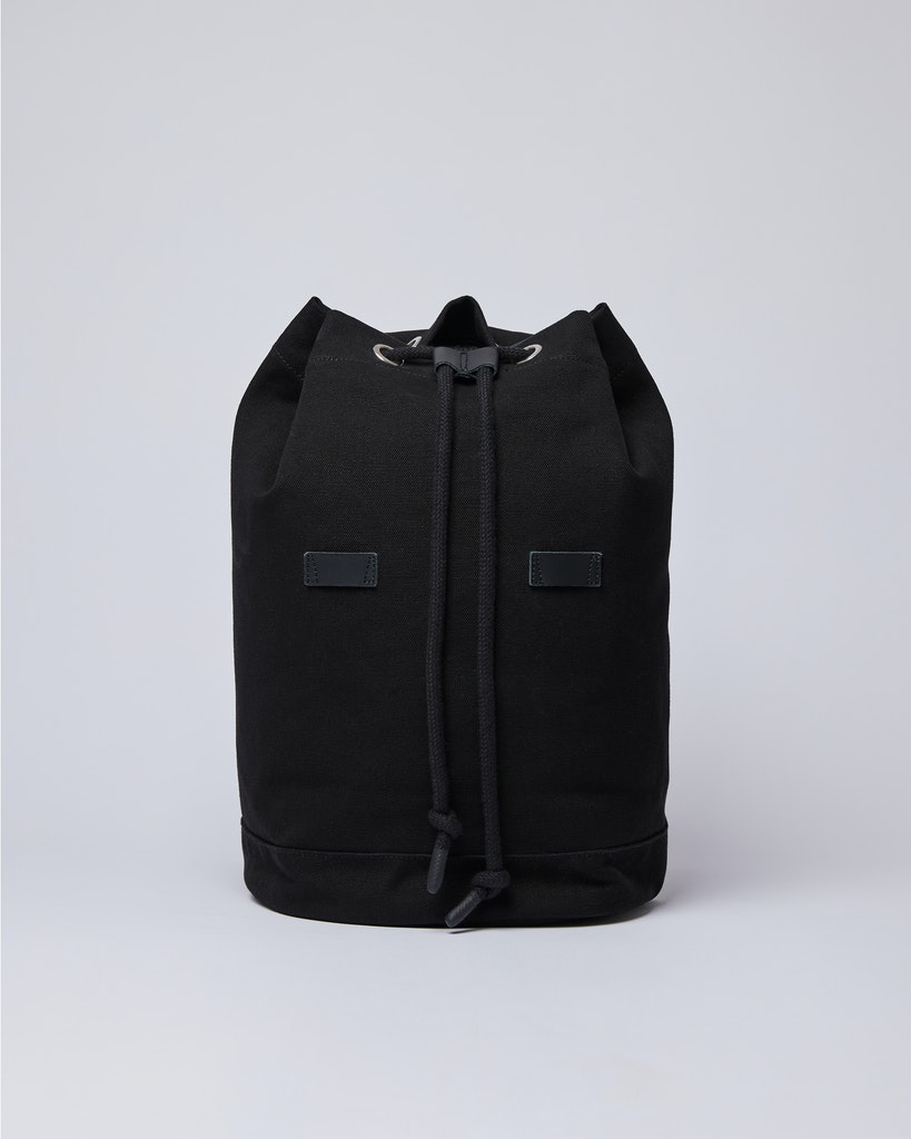 Sandqvist - Backpack - Black - STIG 4