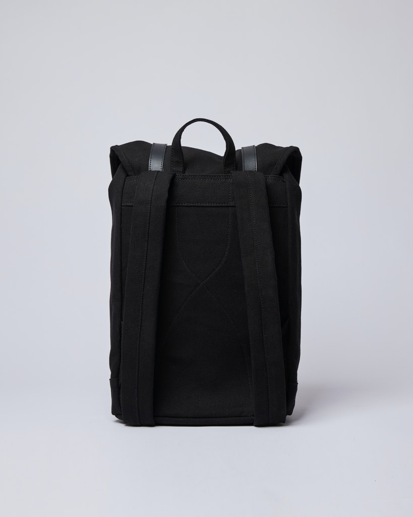 Sandqvist - Backpack - Black - STIG 1