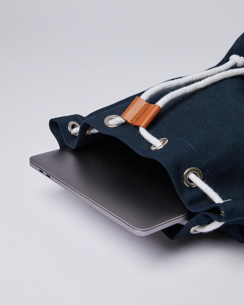 Sandqvist - Backpack - Blue - STIG 3