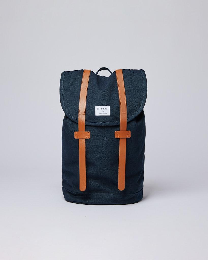 Sandqvist - Backpack - Blue - STIG