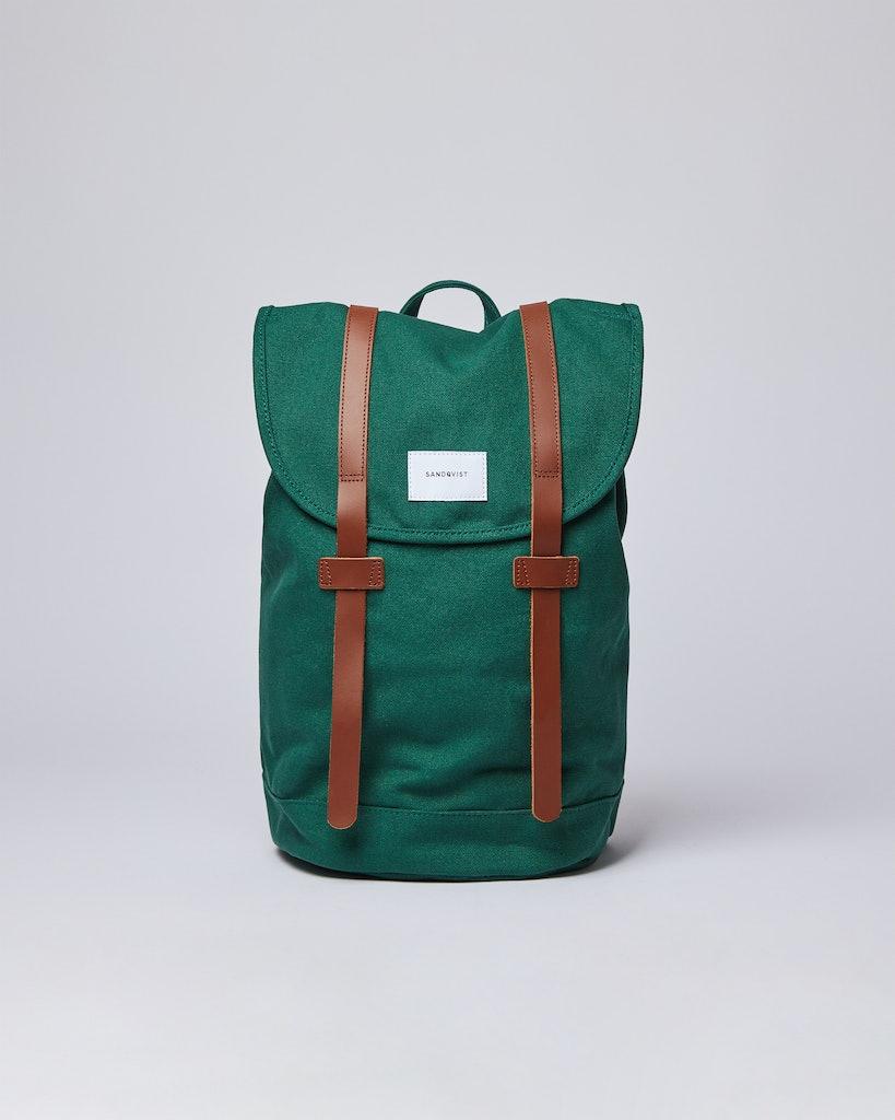 Sandqvist - Backpack - Green - STIG
