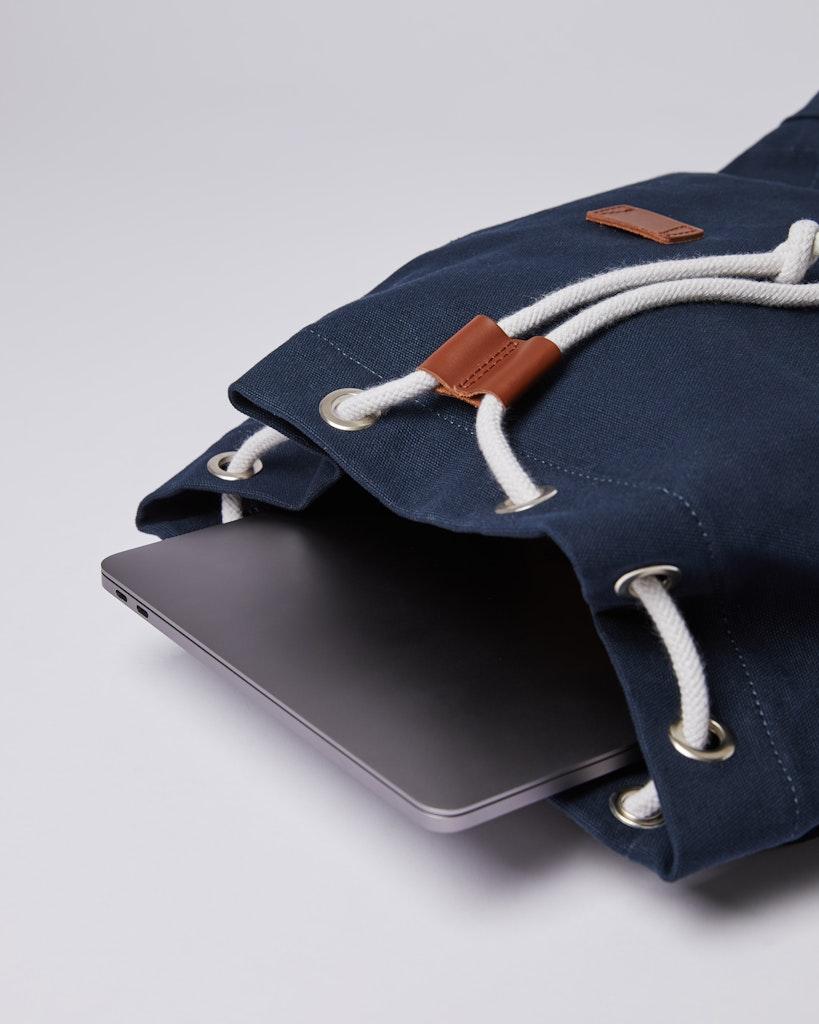 Sandqvist - Backpack - Navy - STIG LARGE 1