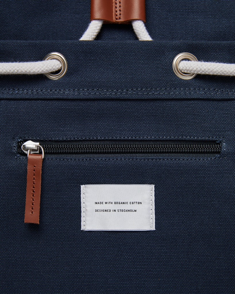 Sandqvist - Backpack - Navy - STIG LARGE 3