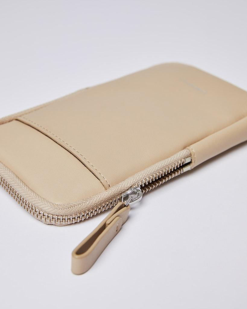 Sandqvist - Phone pouch - Beige - INGE 1
