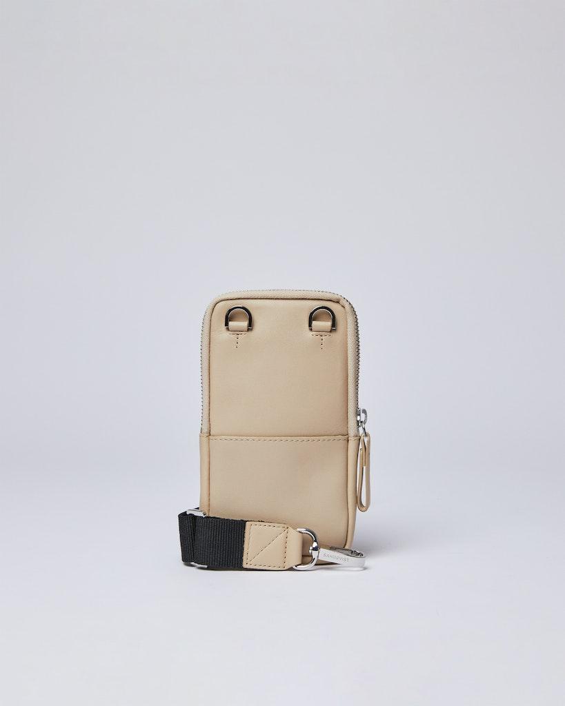 Sandqvist - Phone pouch - Beige - INGE 3