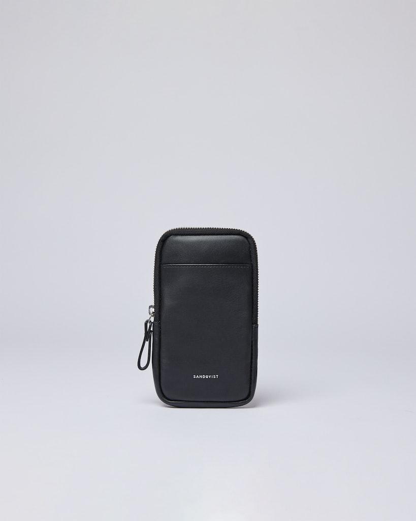 Sandqvist - Phone pouch - Black - INGE