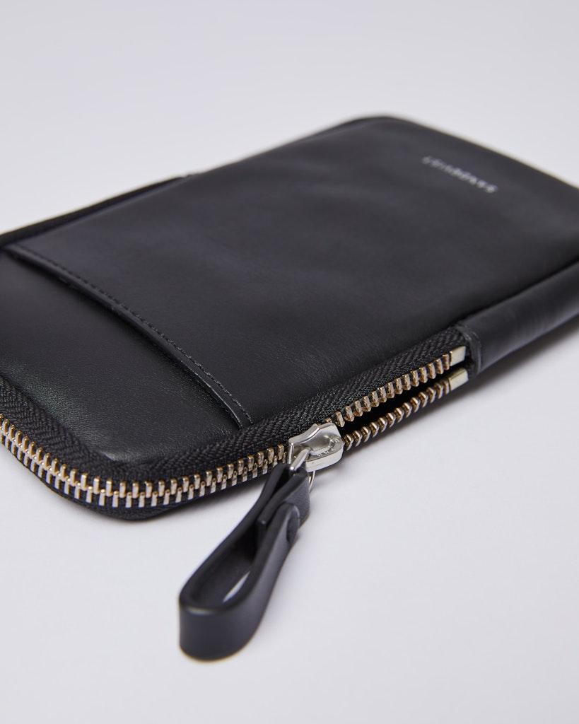 Sandqvist - Phone pouch - Black - INGE 1
