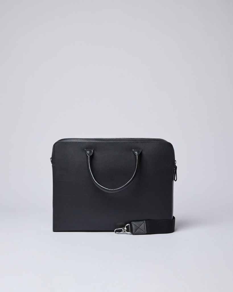 Sandqvist - Briefcase - Black - LESLI 3