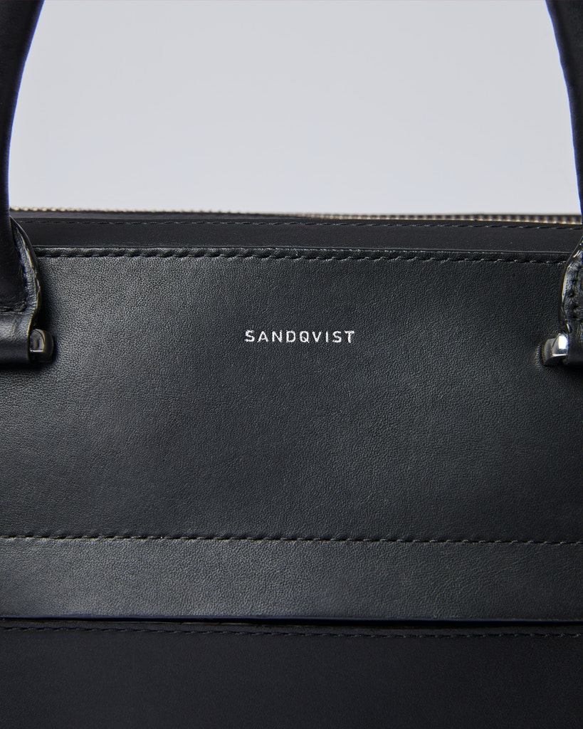 Sandqvist - Briefcase - Black - LESLI 1