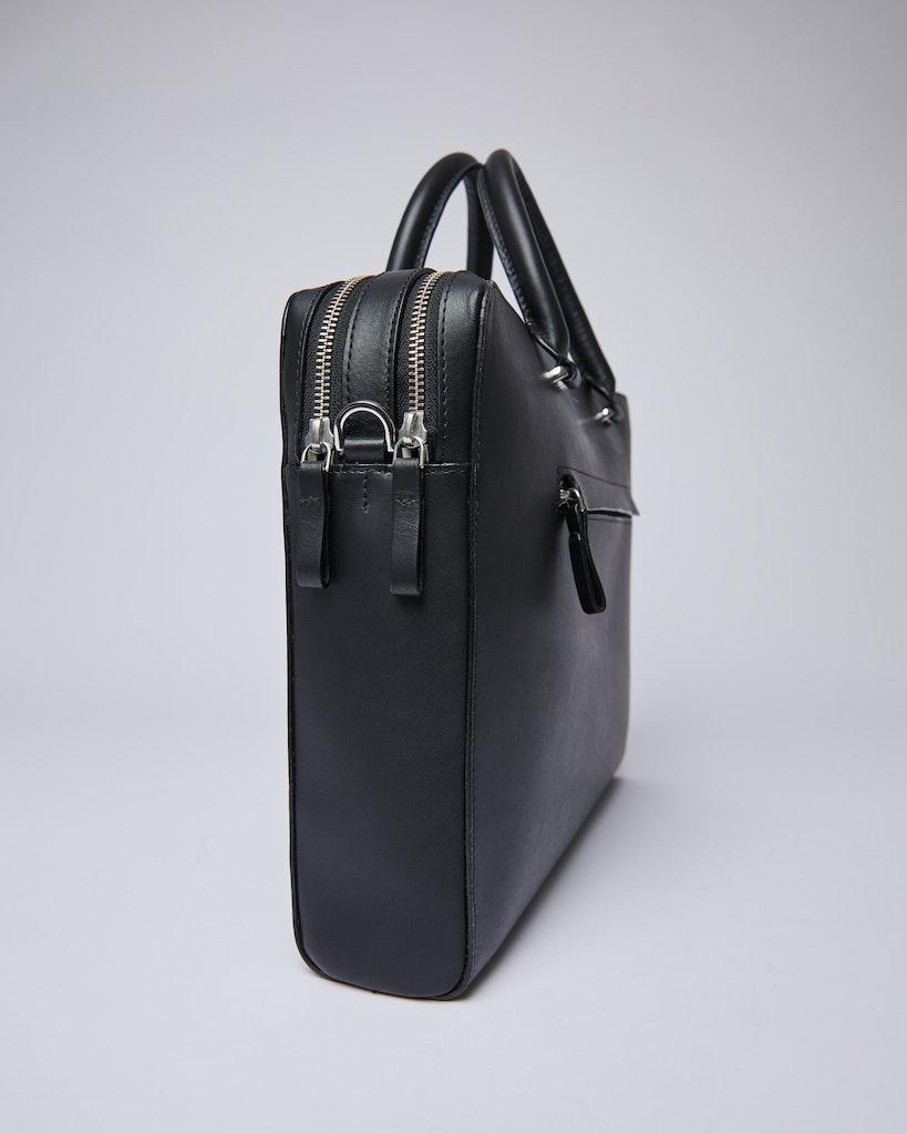 Sandqvist - Briefcase - Black - LESLI 5