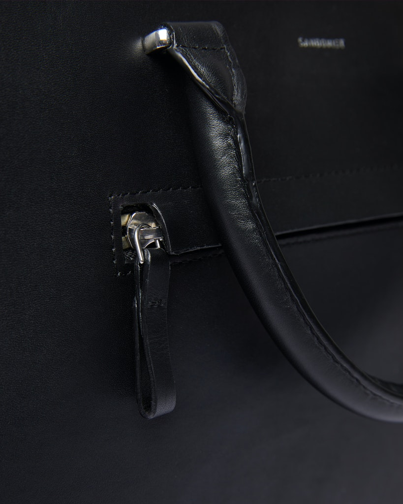 Sandqvist - Briefcase - Black - LESLI 6