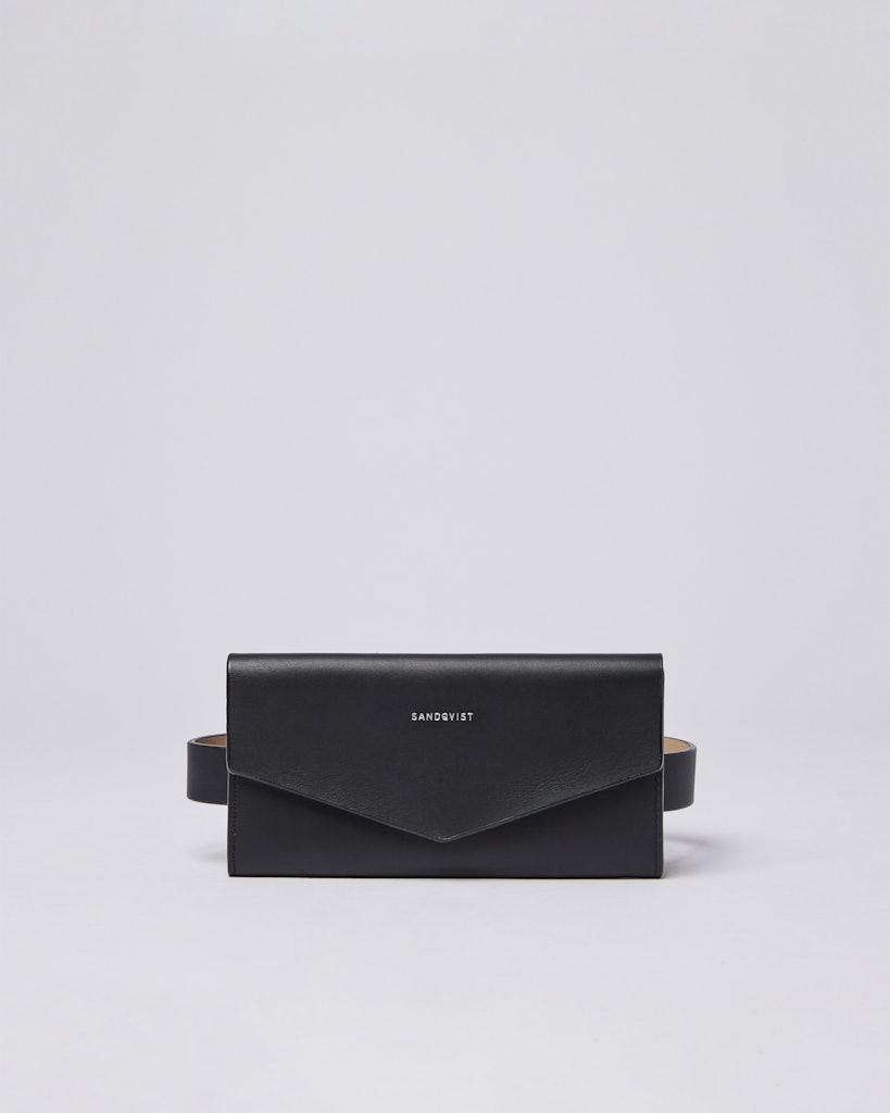 Sandqvist - Shoulder Bag - Black - FLORENS
