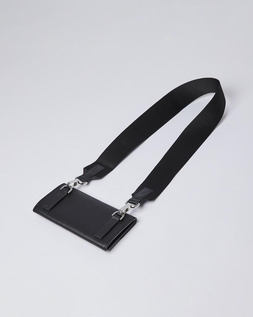Sandqvist - Shoulder Bag - Black - FLORENS 1