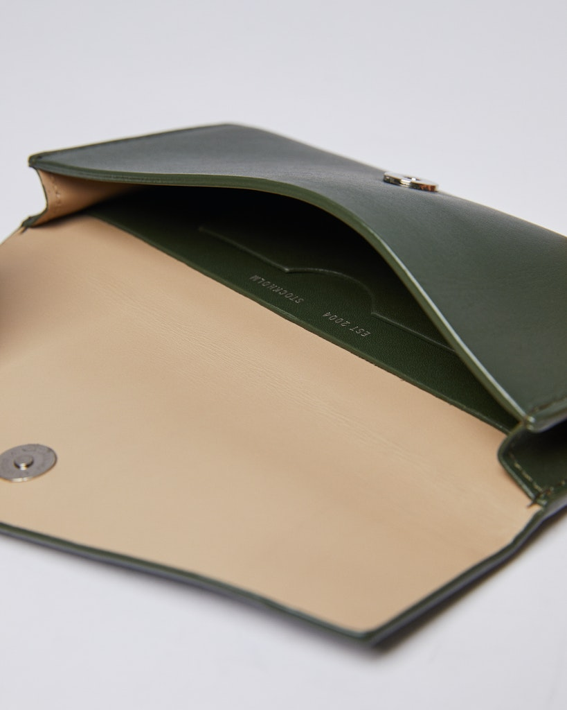 Sandqvist Florens - Contemporary leather tote bag 2