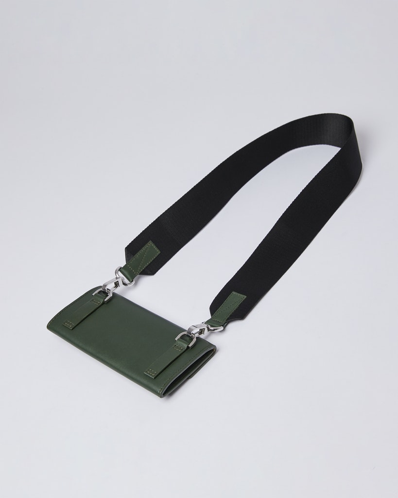 Sandqvist Florens - Contemporary leather tote bag 3