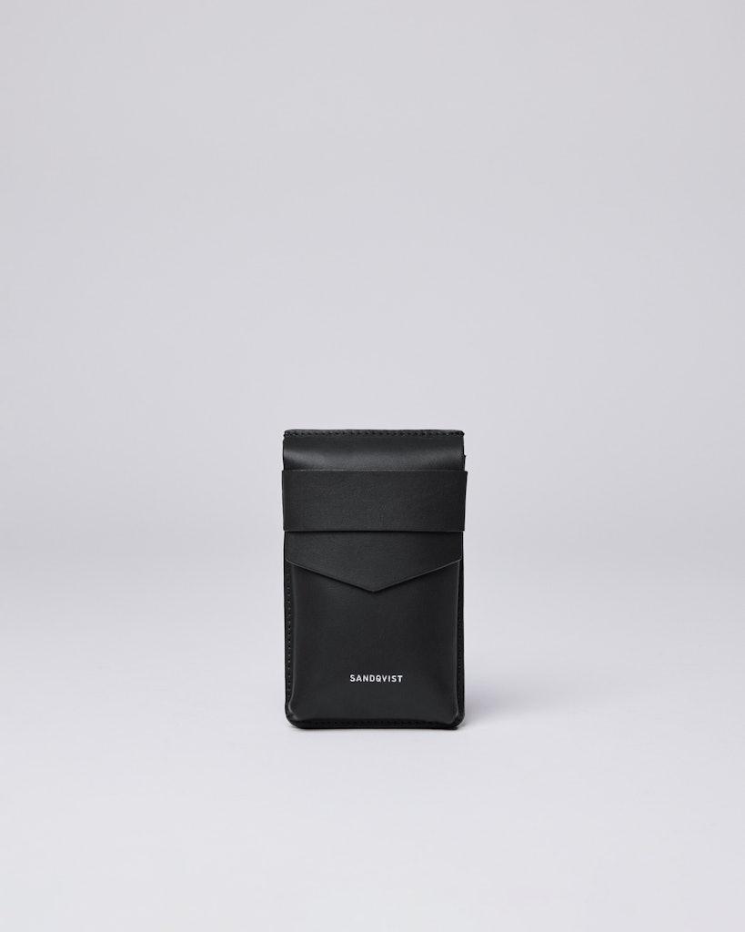 Sandqvist - Phone pouch - Black - NOEL