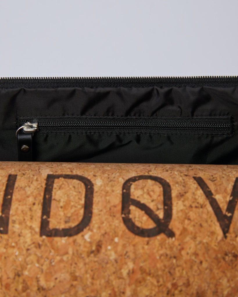 Sandqvist - Yoga Mat Bag - Black - JULIA 4
