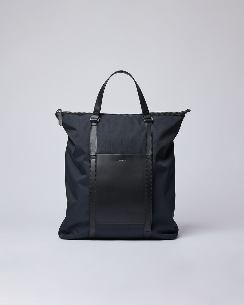Sandqvist - Backpack - Black - MARTA