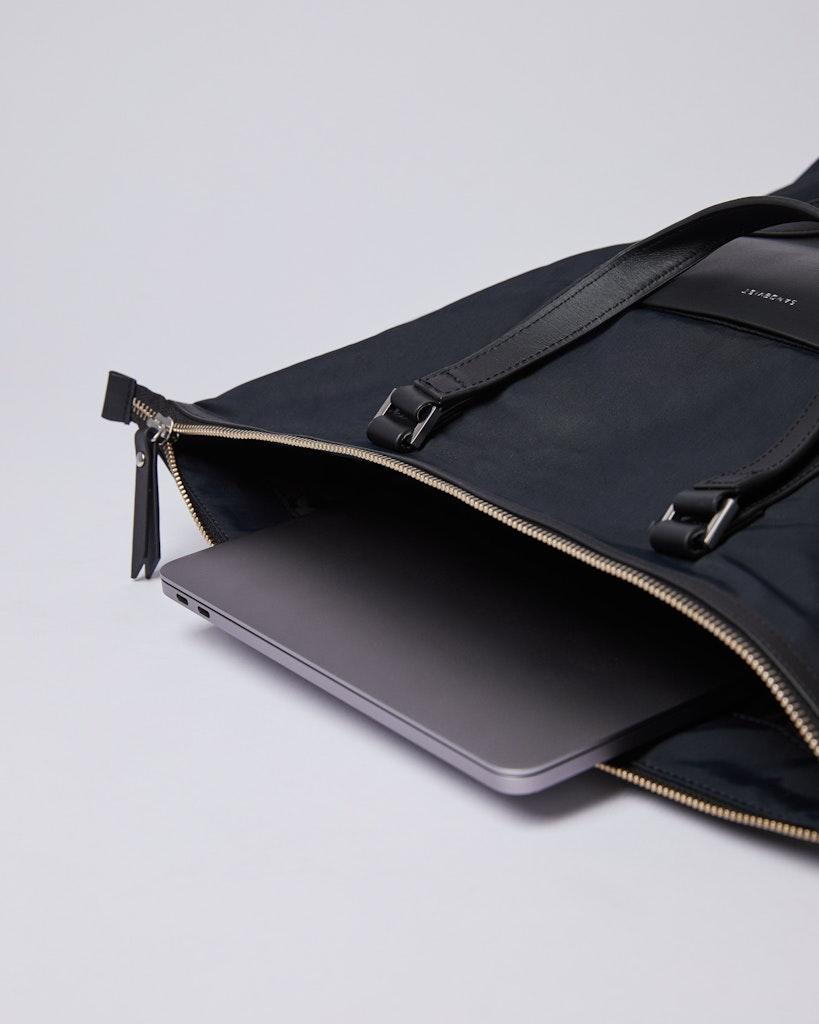 Sandqvist - Backpack - Black - MARTA 6