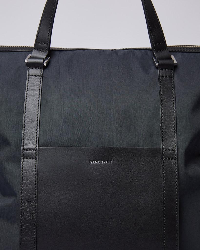 Sandqvist - Backpack - Black - MARTA 1