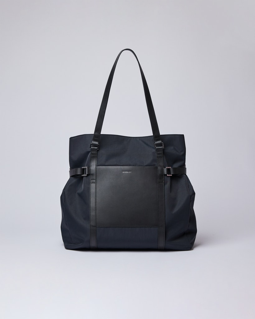 Sandqvist - Tote Bag - Black - THEA