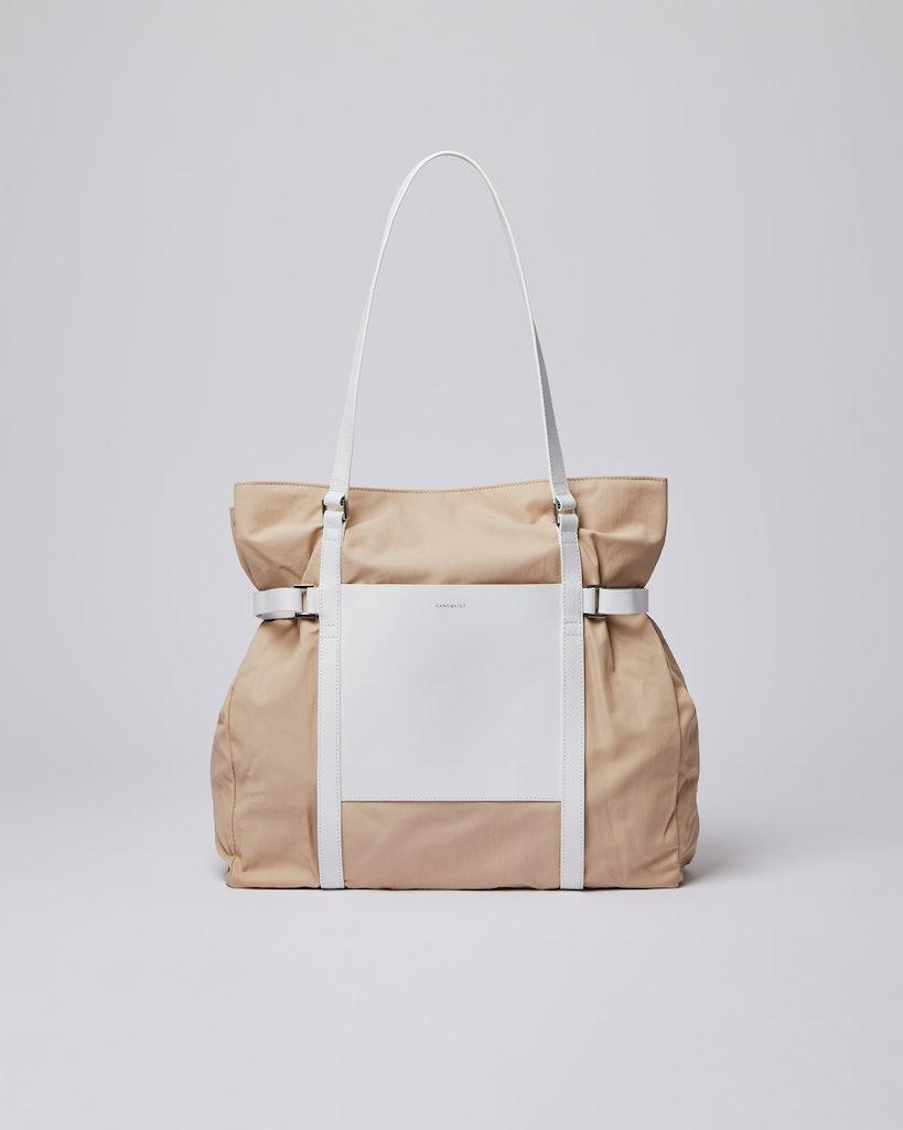 Sandqvist - Tote Bag - Beige - THEA