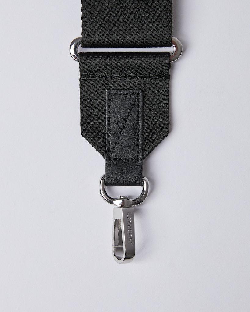 Sandqvist - Shoulder Strap - Black - ADJUSTABLE SHOULDER STRAP  1