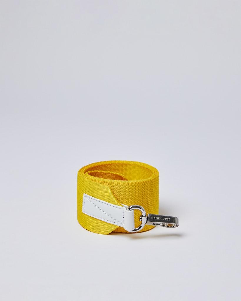 Sandqvist - Shoulder Strap - Yellow - SHOULDER STRAP WEBBING