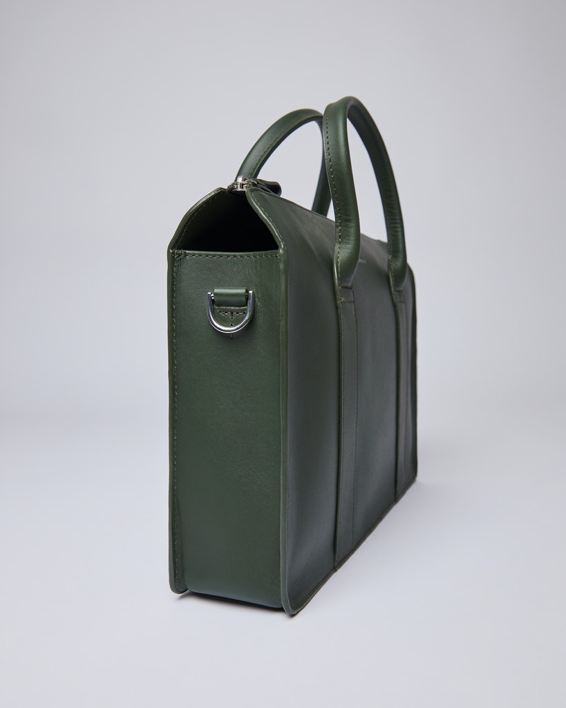 Sandqvist Alice  - Leather shoulder bag perfect for work 5