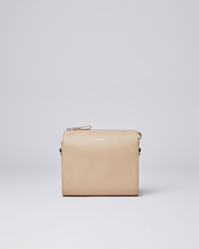 Sandqvist - Shoulder Bag - Beige - FRANCES