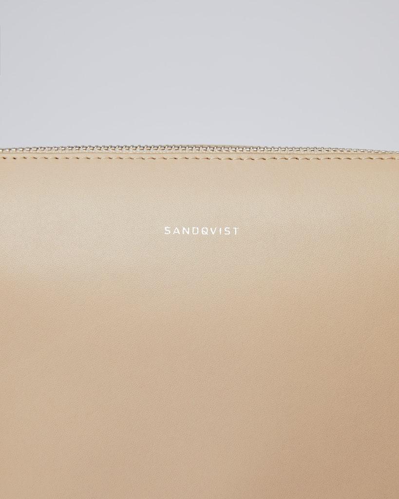 Sandqvist - Shoulder Bag - Beige - FRANCES 4
