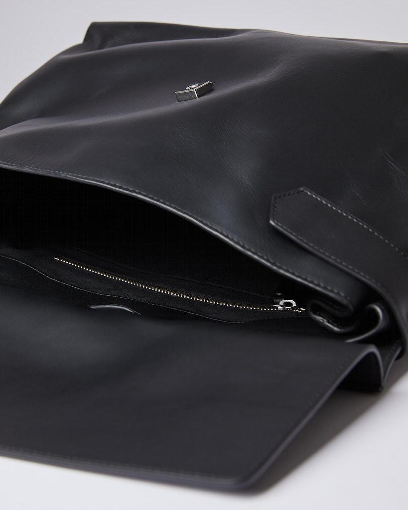 Sandqvist - Shoulder Bag - Black - INES 6