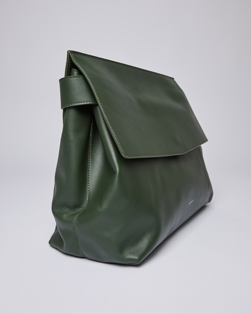 Sandqvist - Shoulder Bag - Green - INES 3