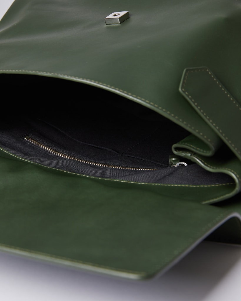 Sandqvist - Shoulder Bag - Green - INES 5