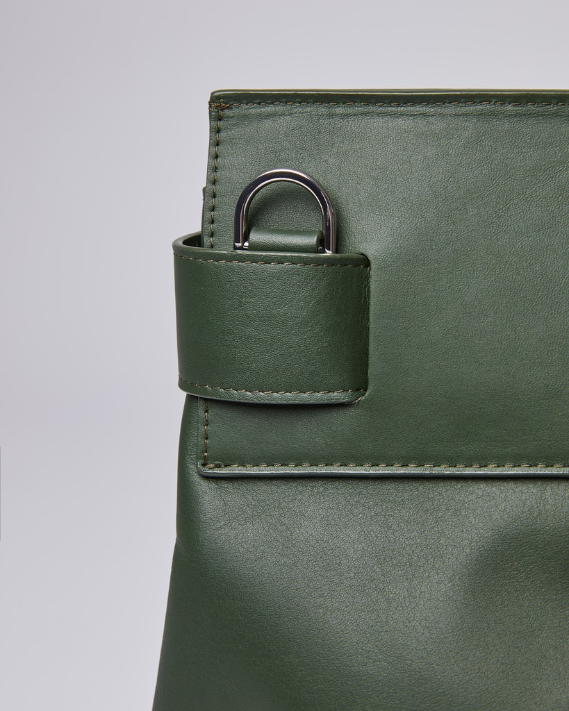 Sandqvist - Shoulder Bag - Green - INES 4