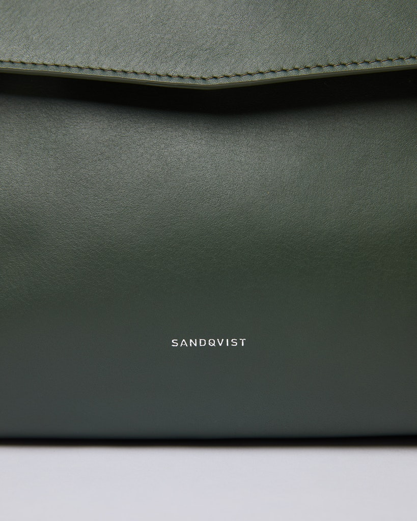 Sandqvist - Shoulder Bag - Green - INES 2