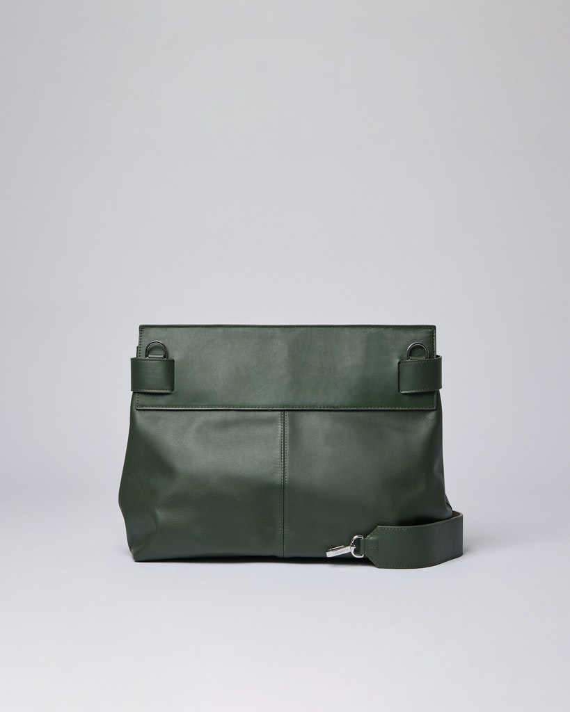 Sandqvist - Shoulder Bag - Green - INES 1