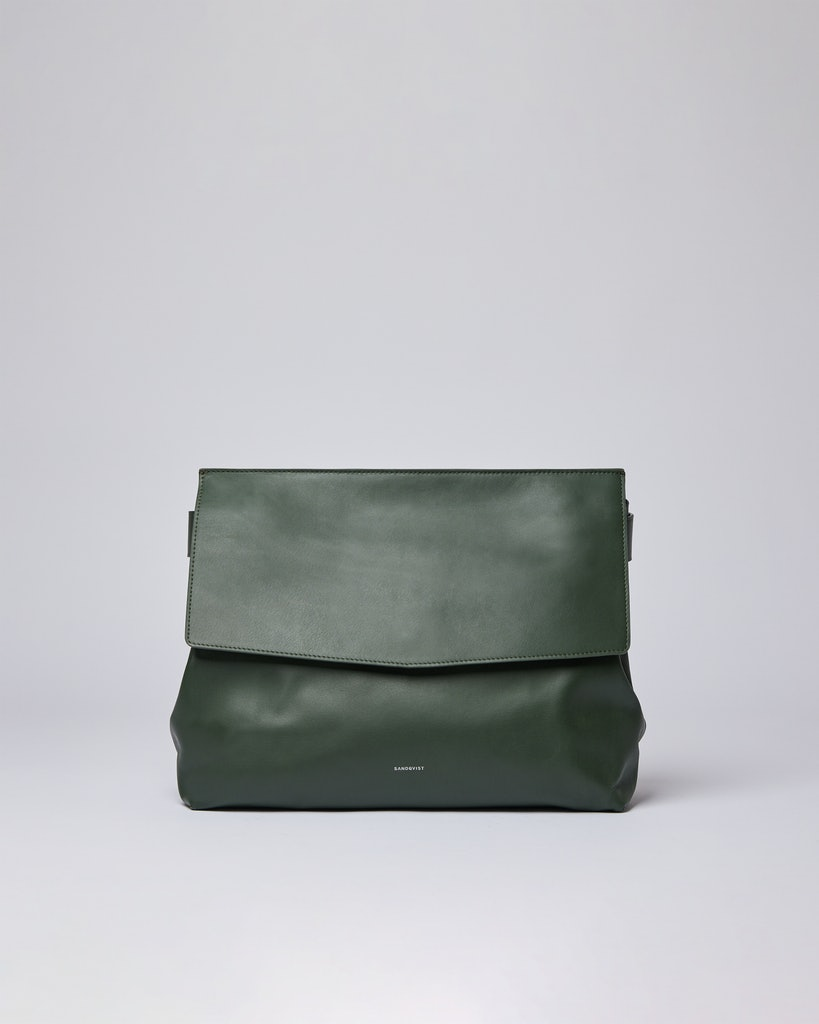 Sandqvist - Shoulder Bag - Green - INES