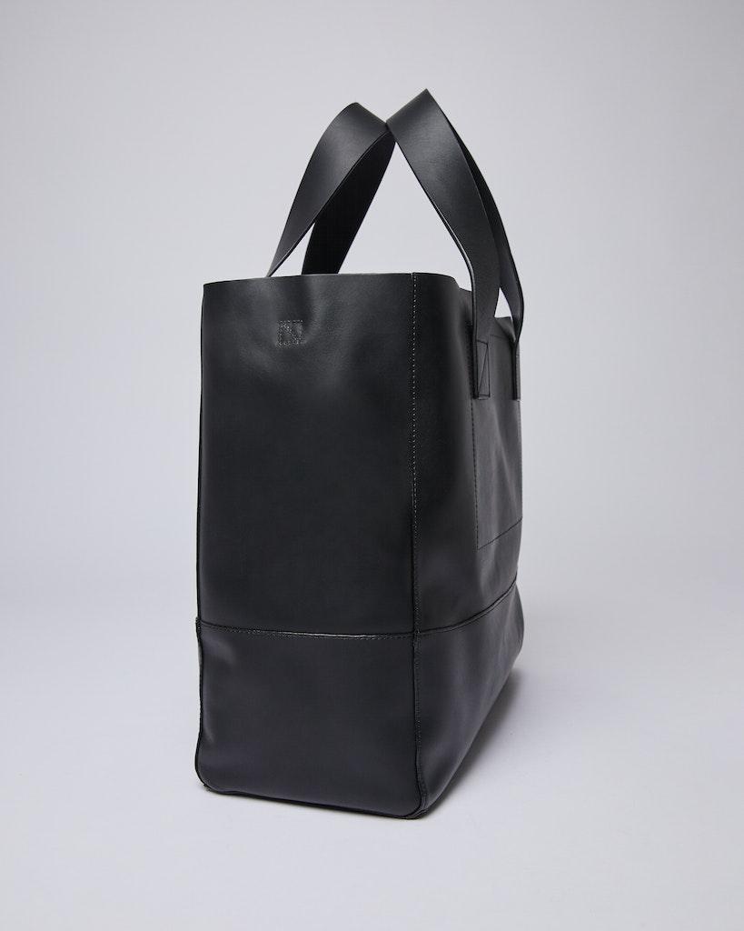 Sandqvist - Tote Bag - Svart - IRIS 3