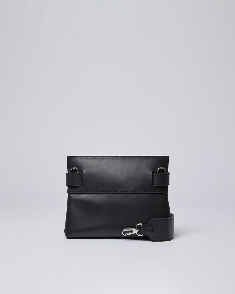 Sandqvist - Shoulder Bag - Black - SIGNE 3