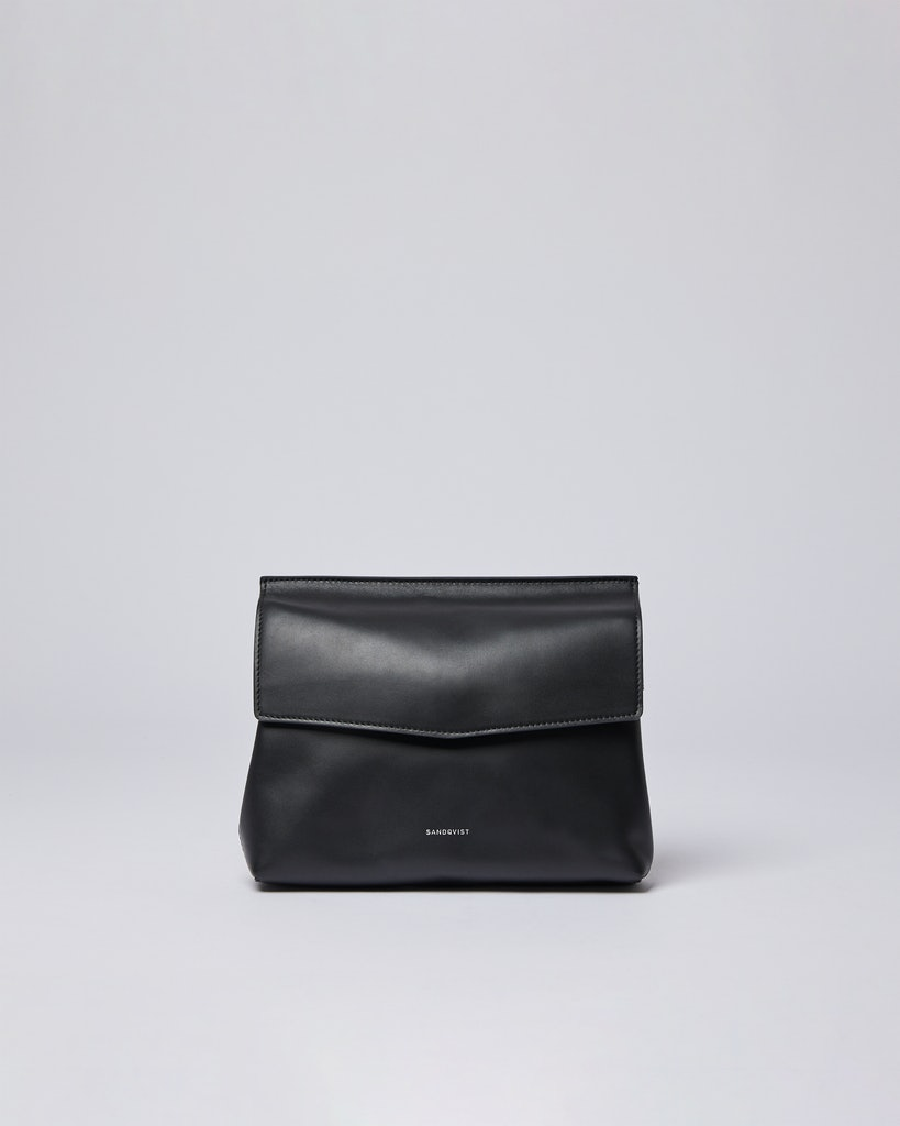Sandqvist - Shoulder Bag - Black - SIGNE