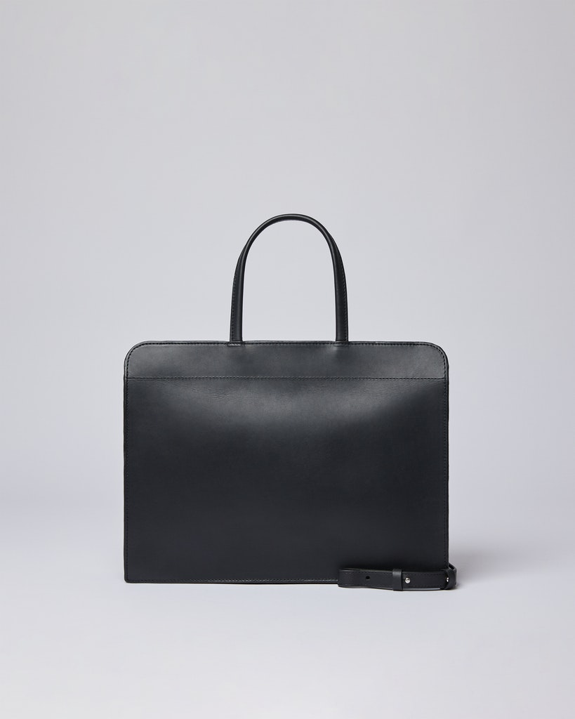Sandqvist - Tote Bag - Black - STINA  1