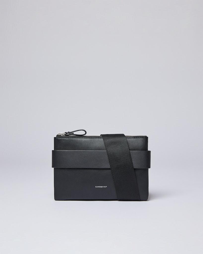 Sandqvist - Shoulder Bag - Black - VICTORIA