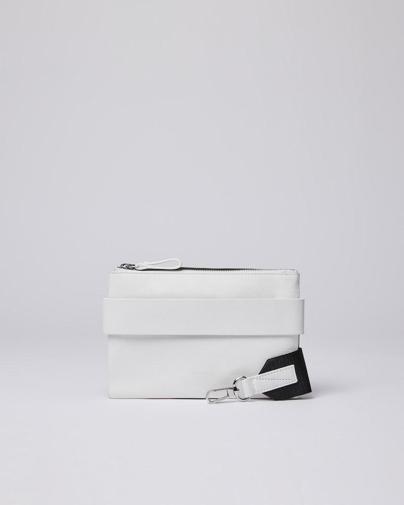 Sandqvist - Shoulder Bag - White - VICTORIA