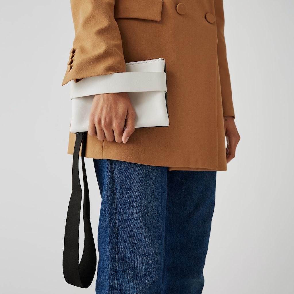 Sandqvist - Shoulder Bag - White - VICTORIA 1