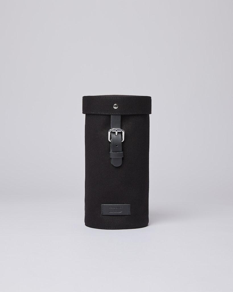 Sandqvist - Cylinder Bag - Black - GESUNDA