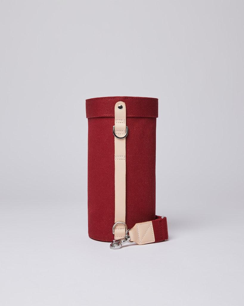 Sandqvist - Cylinder Bag - Red - GESUNDA 2